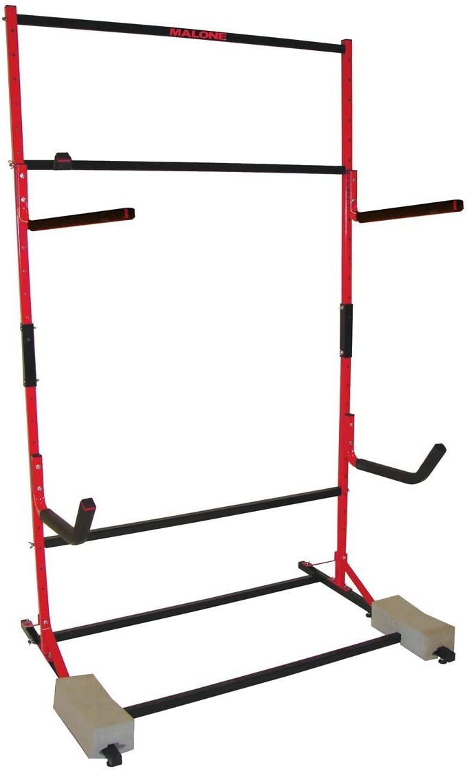 Malone FS Rack 2 Kayak 2 SUP Storage Rack