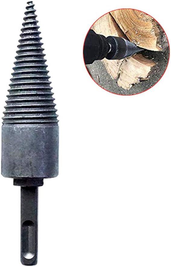 b/ûche fendeuse /à Bois perceuse fendeuse visseuse /à c/ône Outils de Forage Accessoires Multi-Fonctionnel C/ônes De S/éparation