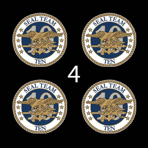 US Navy Seal Team 10 SSI 3