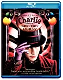 Charlie and the Chocolate Factory [Blu-ray] by Warner Home Video