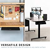 VIVO Under Desk 17 inch Cable Management
