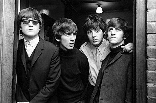 8 x 10 photo The-Beatles-1965