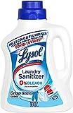 Lysol Laundry Sanitizer Additive, Crisp Linen, 90oz