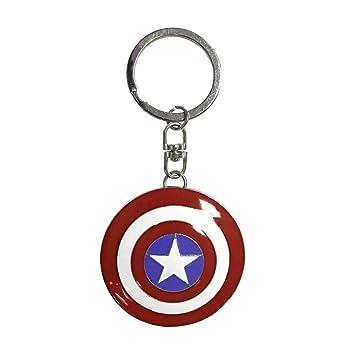 Llavero 3D Marvel Captain America - Shield/Escudo Shield ...
