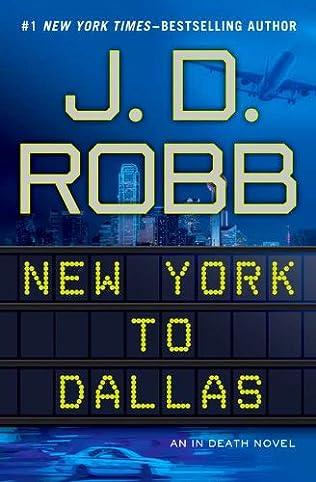 book cover of New York to Dallas