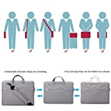 Lacdo 11 inch Chrombook Case Laptop Sleeve for 11.6