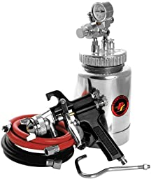 Performance Tool M702 Spray Gun with Hose and 2 Quart Cup