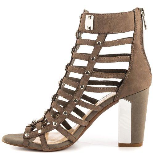 Jessica Simpson - Sandalias de vestir para mujer gris