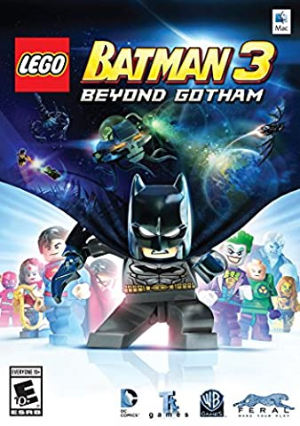 LEGO Batman 3: Beyond Gotham [Online Game Code] (Earth To Earth Swamp Thing)