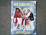 : High School Musical Coloring Book with Stickers