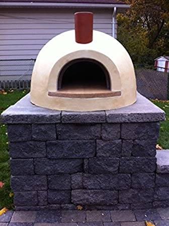 Amazoncom Primavera 70 Outdoor Wood Fired Counter Top Pizza Oven
