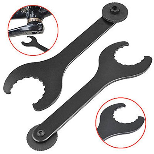 Lupo Bottom Bracket Install Tool Spanner Shimano Hollowtech II 2 Crankset Wrench – For Road Bike Bicycle Mountain MTB