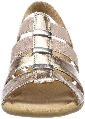 Gabor Women's Comfort-Sport Ankle Strap Sandals Multicolour (Rame Rame 94) dKo9s