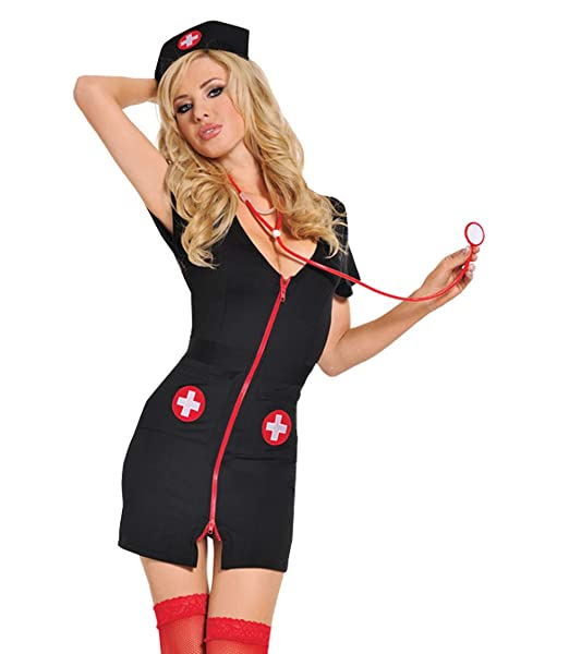 meet b3a9a 531a1 365-Shopping Womens Lingerie Dress Cosplay Naughty Nurse Costume Fancy  Dress Party Outfit