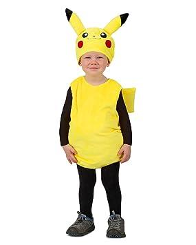 Horror-Shop Traje De Pokemon Pikachu para Niños Pequeños 1,5 ...