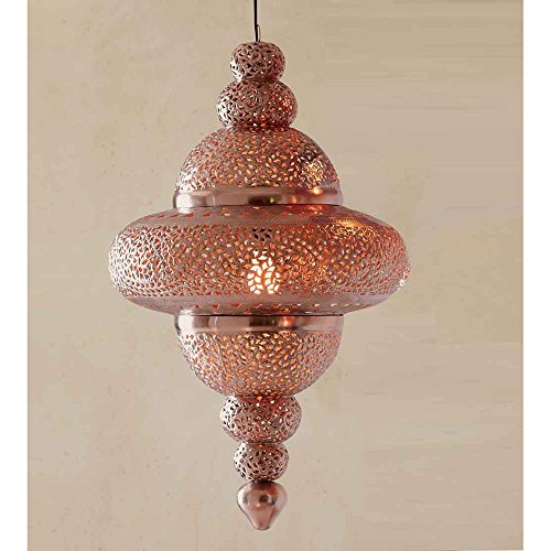 Large Moroccan Pendant Lighting in US - 5
