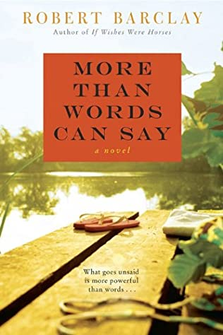book cover of More Than Words Can Say
