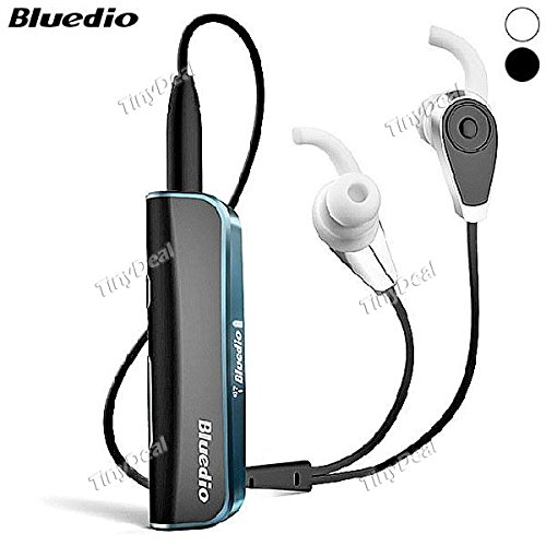 8a66cd538a6 Image Unavailable. Image not available for. Colour  Bluedio I6 Wireless  Bluetooth 4.1 OLED Display Stereo Earphone Headsets ...