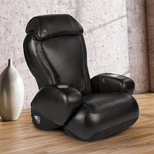 iJoy-2580 Premium Robotic Massage Chair | Cup Holder | Auxiliary Power Outlet | Full Recline | Black Color Option by Human Touch (Image #16)