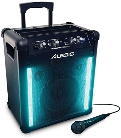The 8 best alesis transactive wireless portable active pa speaker system