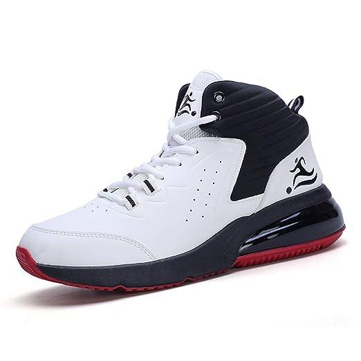 OUCB Zapatos de Baloncesto de los Hombres, al Aire Libre ...
