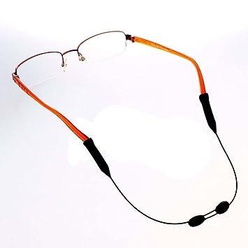 2x Sports Eyeglasses Sunglasses Rope Strap Neck Cord Holder Glasses Lanyard Band