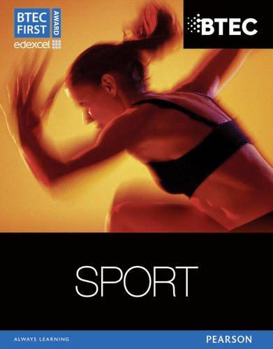 BTEC First Award Sport Student Book (BTEC First Sport)