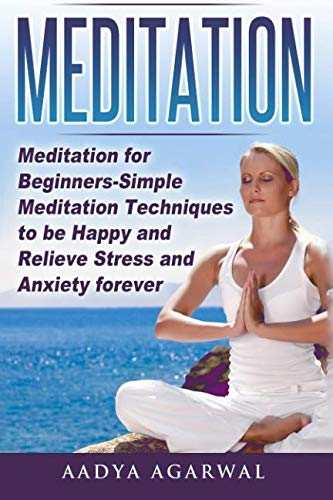 Buy book on meditation for beginners
