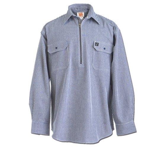 Bailey's Long Sleeve Hickory Shirt ()