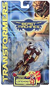 Transformers Beast Machines- Longhorn Bull