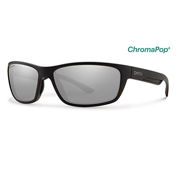 d2faf58452 Amazon.com  Smith Optics Ridgewell Sunglasses (Matte Black