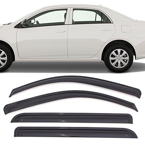 Compare Price 2012 Toyota Corolla Window Visor On