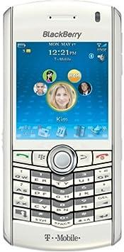 Blackberry Pearl 8100 desbloqueado GSM Smartphone Blanco (rbe41gw): Amazon.es: Electrónica