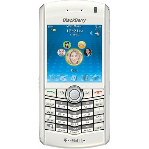 amazon com blackberry pearl 8100 phone white t mobile cell rh amazon com BlackBerry Pearl 8130 BlackBerry Pearl Phone