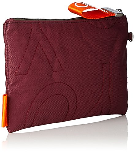 Spell Mhz Oilily Cosmeticpouch Burgundy Clutch Women's Red 4wwt5