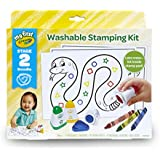 Crayola My First Washable Stamps and Crayons, Activity Set, Gift
