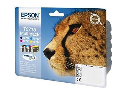 Epson C13t07154022 cartouche jet d'encre