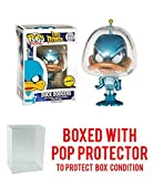 Funko POP Duck Dodgers Chase bundled with Box Protector