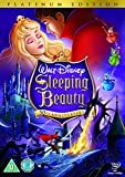 Sleeping Beauty Movie DVD (2-Disc) Special Platinum English Edition