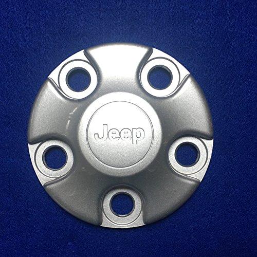 jeep center wheel caps - 7