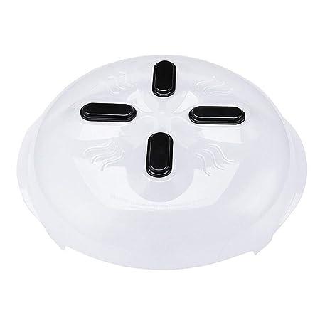 OBR KING - Tapa Protectora de plástico para microondas con ...