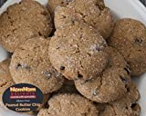Finally...A peanut butter cookie that's gluten free and has a smile in every bite!  NomNom Delights peanut butter with chocolate chips cookies are an instant favorite for a sweet treat or gourmet gift.  Some may even say the best peanut butte...