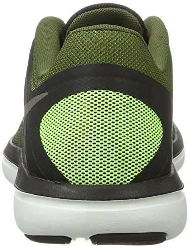 Nike Herren Flex 2016 Rn Laufschuhe Grün (Legion Green/mtlc Pewter/black/ghost Green/off White)