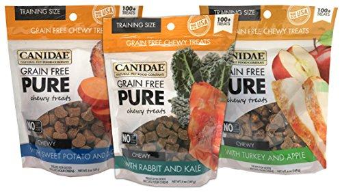 CANIDAE Grain Treats Training Variety