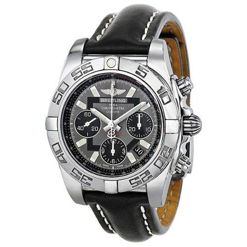 Para hombre Breitling Chronomat 41 Reloj ab014012-f554: Amazon.es: Relojes