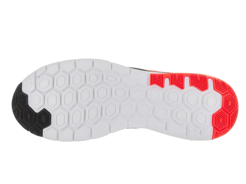 Nike Experiencia Flex Señoras Que Lleva Zapatos Negros / Llantas De Color Rosa gwL0IM