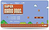 Ultra PRO Super Mario Level 1-1 Playmat with Playmat Tube, 84743, 1 Playmat