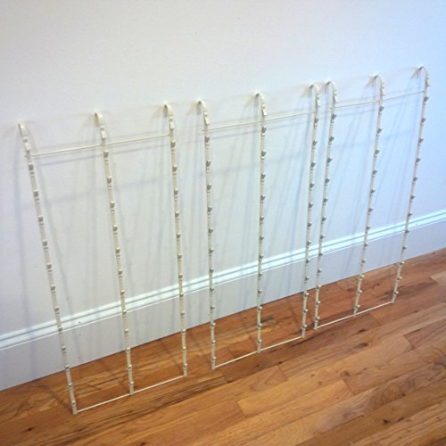 3Pc New 3 Strips 39 Clip Potato chip, Candy & Snack Almond Hanging Display Racks by Hanging Display Racks (Image #1)