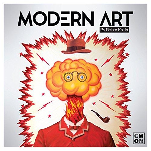 modern art board game - 1