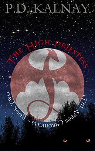 The High Priestess (The Arros Chronicles Book 2)